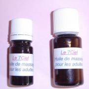 huile de massage Le 7Ciel
